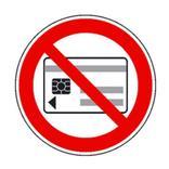 Verbotsschild - Keine magnetischen oder elektronischen Datenträger Produktbild