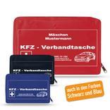 KFZ-Verbandtasche mit Werbeaufdruck Produktbild