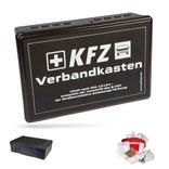 KFZ-Verbandkasten - CASE STANDARD - Schwarz Produktbild