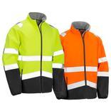 Sicherheits-Softshell-Jacke - Reflektierend Produktbild