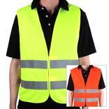 Warnweste Größe S, neutral Produktbild