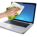 rPET GripCleaner® - 4in1 Mousepad und Microfasertuch Produktbild