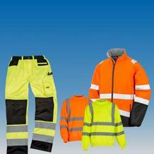 Arbeitsschutz-Bekleidung
