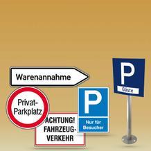 Betriebs- und Gebäude-kennzeichnung