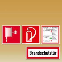 Brandschutz-Kennzeichnung
