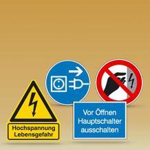 Elektro- kennzeichnung