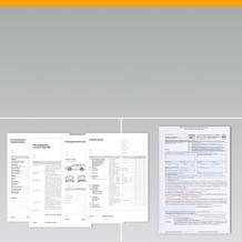Formulare für den KFZ-Verkauf