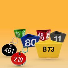 Kennzeichnungs-Systeme für Waren, Produkte, Vorgänge