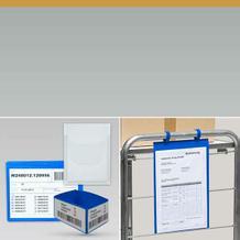 Kennzeichnungs-taschen