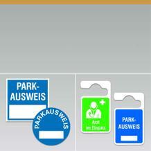 Parkausweise