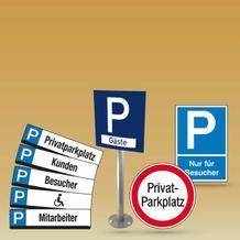 Parkplatz- kennzeichnung