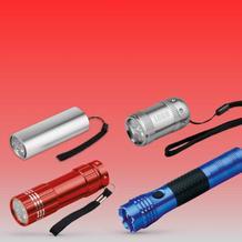 Stab- und Taschenlampen