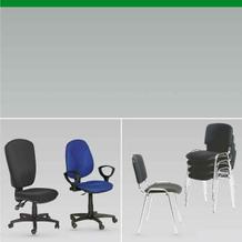 Drehstühle und Bürostühle