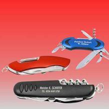 Taschenmesser und Messer