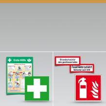 Erste-Hilfe Brandschutz