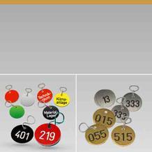 Kennzeichnungs-Marken