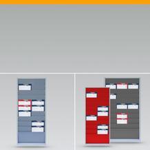 Werkstattplaner und Planungstafeln aus Stahlblech