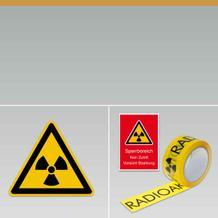 Strahlenschutz-Kennzeichnung