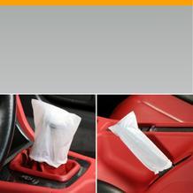 Schalthebelschutz Handbremsenschutz