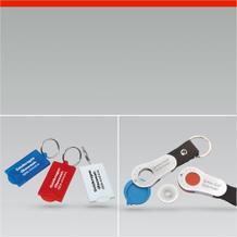 Schlüsselanhänger mit Funktion