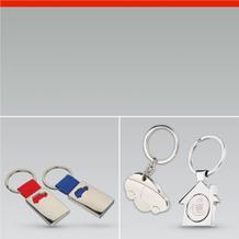 Schlüsselanhänger aus Metall