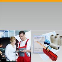 Werkstatt-Service-Produkte