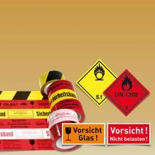 Verpackungs-Kennzeichnung