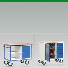 Werkstattwagen Rollcontainer