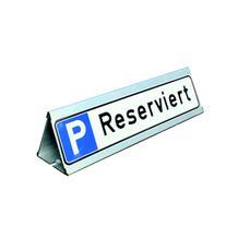 Parkplatzbegrenzung - Anfahrschutz Dreieck - für Parkplatzschilder 52,0 x 11,0 cm