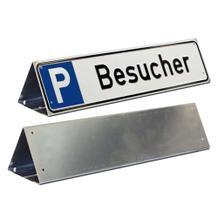 Parkbegrenzung für Parkplatzschilder 52,0 x 11,0 cm