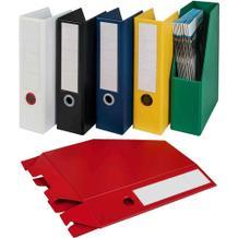 Stehsammler - PVC-Folie - B 80 mm - 7 Farben