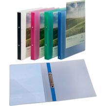 Farbiges Präsentations-Ringbuch - Polypropylen - 2-Ring Mechanik