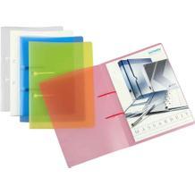 Strip- / Schlaufenhefter - Polypropylen - 5 Farben