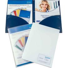 Angebots- und Präsentationsmappe - PP - 2 Innentaschen