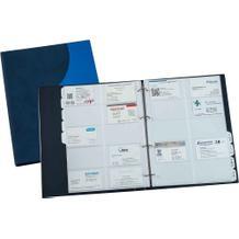 Visitenkartenbuch - DIN A4 - für 400 Karten