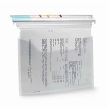Organisationstasche - VISIMAP - 3 Formate - Bogenschnitt auf der Vorderseite