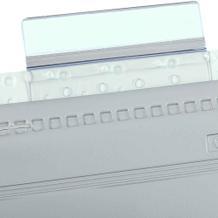 Rastreiter mit Bezeichnungsstreifen - VISIMAP / Personalhefter - Typ 3