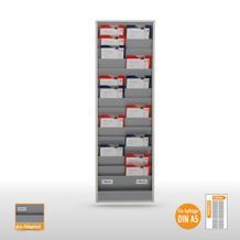 Plantafel für bis zu 30 DIN A5 - und 2/3 DIN A4 Aufträge