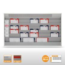 Werkstattplaner groß mit Zeitstrahl (bis zu 30 x DIN A4)