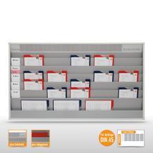 Werkstattplaner groß mit Zeitstrahl (bis zu 30 x  DIN A5)