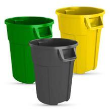 Robuster Abfall- und Mehrzweckbehälter