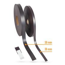 Magnet C-Profil auf der Rolle -  (50 Meter)