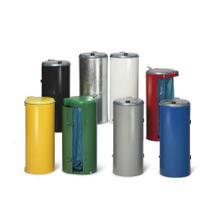 Kompakt-Abfallsammler in 3 Ausführungen