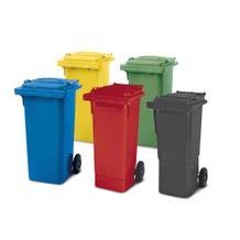Müllbehälter und Sammler - nach EN 840 - 60 Liter - Standard
