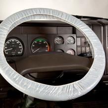 Lenkradschutz für LKW, mit Gummizug (VE= 250 Stück)