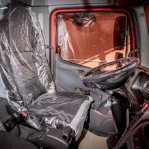 Einweg-Sitzschoner - LKW - VE = 500 Stück