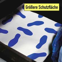 Fußmatte Combi-Mat - Größe 450 x 500 - 250 Stück - im Karton