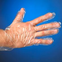 Einweg-Schutzhandschuhe