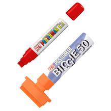 Posterman Marker zur Beschriftung von Flächen - in 4 Farben und zwei Breiten