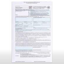 Reparaturkosten-Übernahmebestätigung